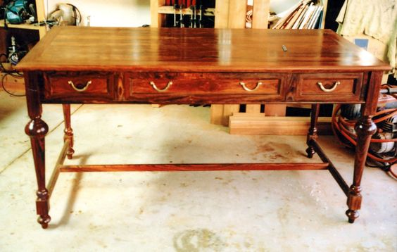 What is a Cocobolo Desk — The Full 411